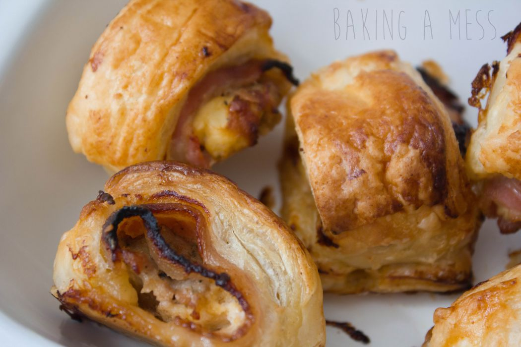 Breakfast sausage rolls baking a mess for Sausage roll recipe uk