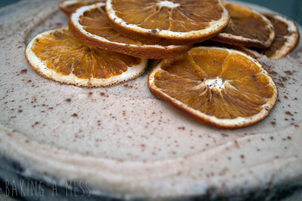 Cinnamon & Orange Cake